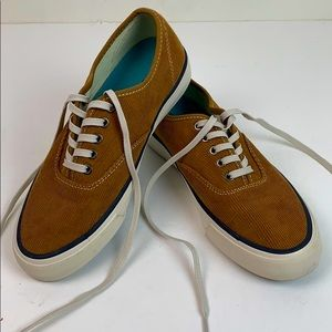 SeaVees Legend corduroy sneakers, preppy, like NEW